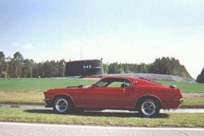 1970 Ford Mustang Mach 1 428 Cobra Jet Fully Restored For